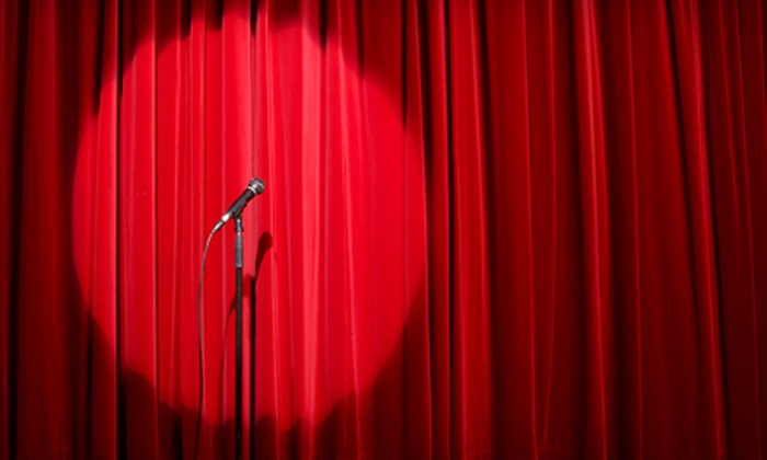 Comedy Show - Newtown: Comedy Night for Two or Four with Appetizers at McCurdy's Comedy Theatre in Sarasota (Up to 78% Off)