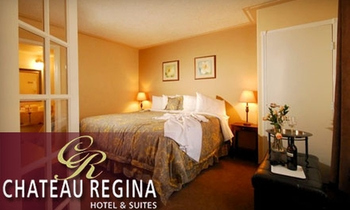 Chateau Regina Hotel & Suites - Regina: $100 for One-Night Executive Suite Stay and Breakfast for Two at Chateau Regina Hotel & Suites