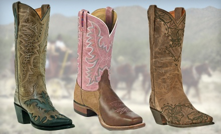 $50 Groupon to Cowtown Boots - Cowtown Boots in El Paso