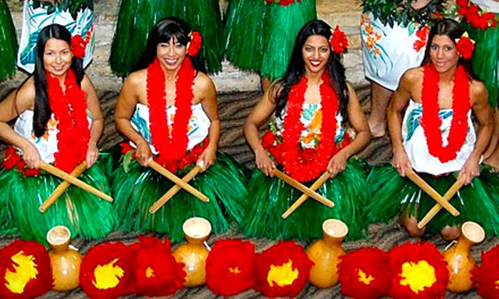 Aloha Chicago Entertainment - Elk Grove Village: Hula-Dancing Class for Two, Four, or Ten at Aloha Chicago Entertainment in Elk Grove Village