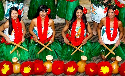 Hula Dancing Class for 2 People (a $60 value) - Aloha Chicago Entertainment in Elk Grove Village