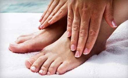 Spa Mani-Pedi (a $60 value) - Nails by Christy in Pensacola