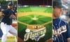 Schaumburg Flyers - Schaumburg: $25 for Two Tickets, Two Hot Dogs, and Two Souvenir Baseballs at an Opening-Weekend Schaumburg Flyers Game May 28–31