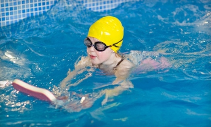 Swimming Stages Swim Academy - Houston: $60 for Eight 30-Minute Basics Swim Classes at Swimming Stages Swim Academy ($120 Value)
