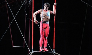 Shrine Circus: Shrine Circus on Tuesday, August 9 at 4 p.m. or 7:30 p.m.