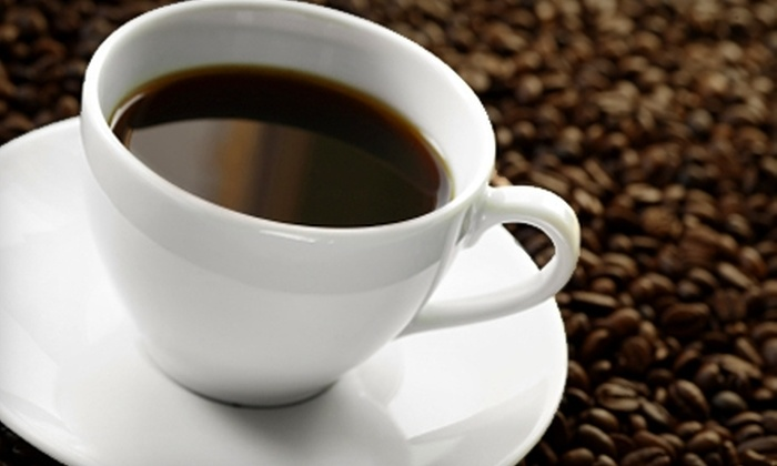 Saxbys Coffee - Tredyffrin: $8 for Five Beverages at Saxbys Coffee in Paoli (Up to $25 Value)
