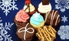 Something Delightful Bakery Cafe - Peachtree City: One or Two Dozen Mini Cupcakes at Something Delightful Bakery Cafe in Peachtree City (Up to 53% Off)