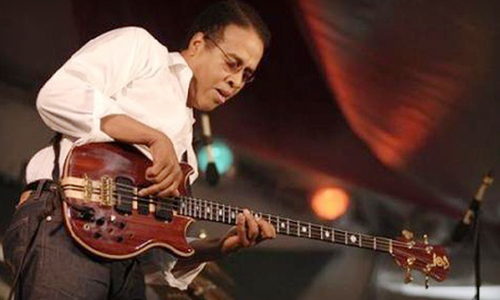 Stanley Clarke Band - Tarrytown: One Ticket to See the Stanley Clarke Band at Tarrytown Music Hall on November 12 at 8 p.m. (51% Off). Two Options Available.