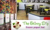 The Skinny Dip Frozen Yogurt Bar - Multiple Locations: $3 for $8 Worth of Frozen Yogurt and Sweet Toppings at The Skinny Dip Frozen Yogurt Bar