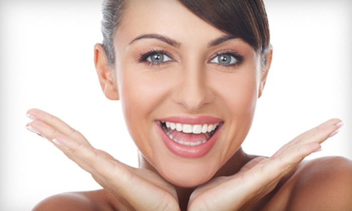 Smile Plus Dentistry - Parkmont: $99 for a Dental Exam, X-rays, Cleaning, and Take-Home Whitening Kit at Smile Plus Dentistry in Fremont (Up to $426 Value)