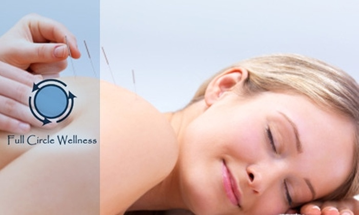 Full Circle Wellness Center - Jefferson Park: $50 for One 90-Minute Acupuncture Treatment with Rachael Rose at Full Circle Wellness Center ($100 Value)