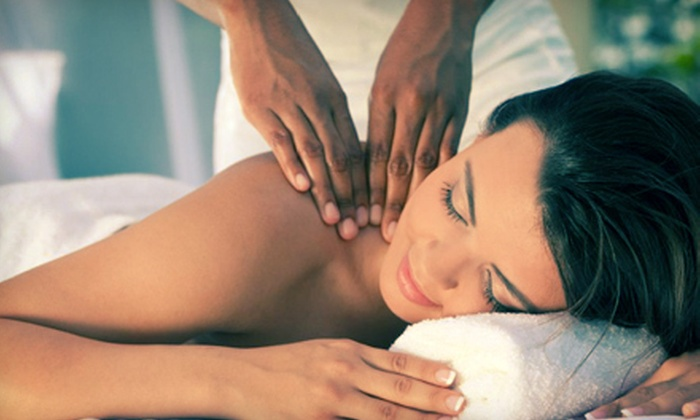 Kimberly Spa - Millard: $33 for a One-Hour Stress-Relief Massage at Kimberly Spa ($68 Value)