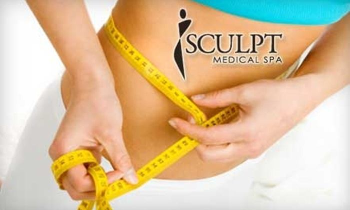 Sculpt Medical Spa - Near North Side: Weight-Loss Treatments at Sculpt Medical Spa. Choose Between Two Options.