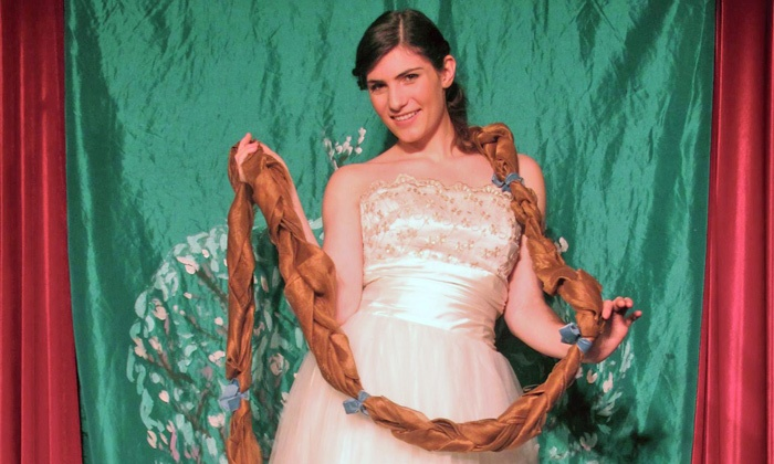 """""""Rapunzel"""" - Galli Theater: """"Rapunzel"""" for One Adult and One Child at Galli Theater on November 16–December 1 (Up to 49% Off)"""