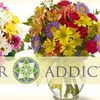 60% Off at Flower Addict