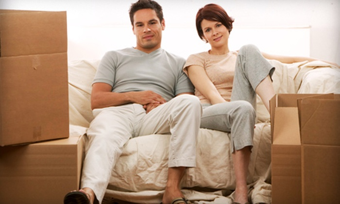 Here to There Movers - South Columbus: $99 for $200 Worth of Moving Services from Here to There Movers