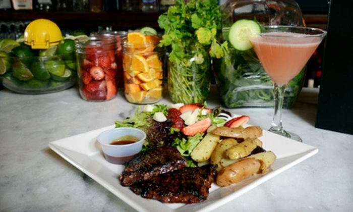 Motiv - Downtown Santa Cruz: $15 for $30 Worth of Tapas and Drinks at Motiv