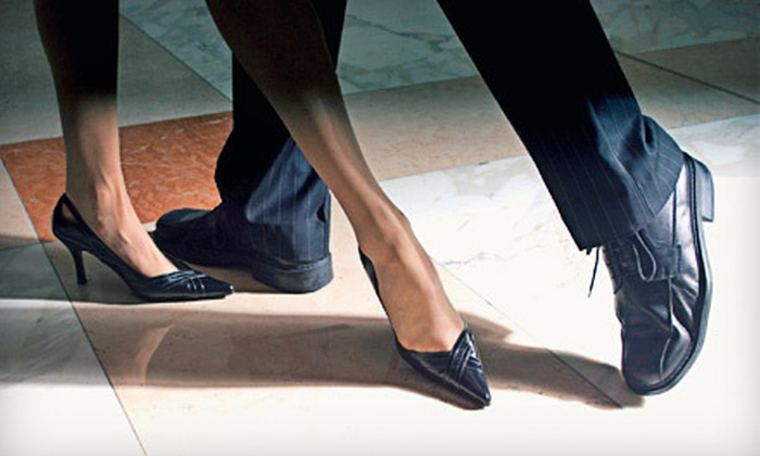 Dancesport of Madison - Madison: Four or Eight Ballroom Dance Classes for a Single or Couple at Dancesport of Madison (Up to 58% Off)