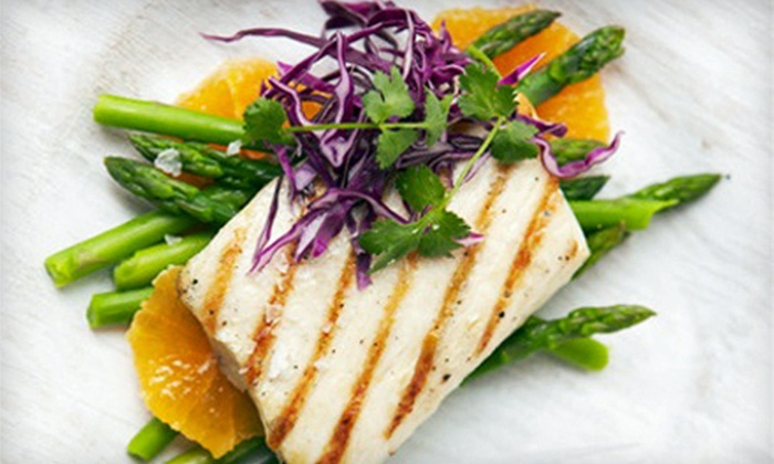 Bigeye Fish Guys: Fresh Seafood Including Fish Fillets and Crab Claws from Bigeye Fish Guys (Half Off). Three Options Available.