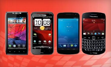 $25 Groupon to Verizon Wireless Premium Retailer - Verizon Wireless Premium Retailer in Bloomington