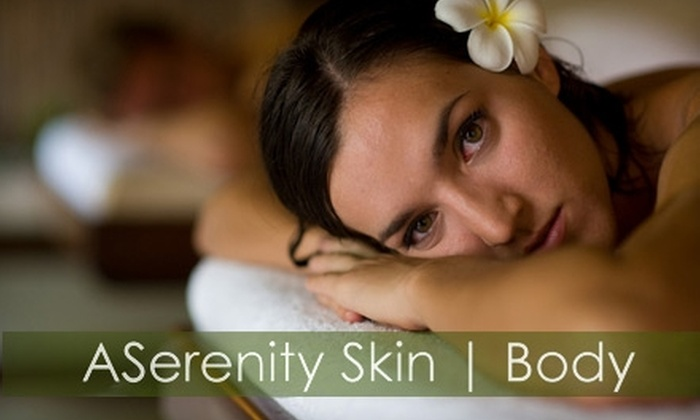 ASerenity Skin Care & Spa - Point Loma Heights: $49 for a Skin Renewal Package from ASerenity Skin Care & Spa ($195 Value)