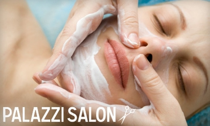 Palazzi Salon - Campbell: $49 for a 90-Minute Signature Facial at Palazzi Salon in Campbell ($100 Value)