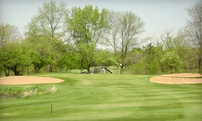 Plum Tree National Golf Club - Hartland: 18 Holes of Golf for Two at Plum Tree National Golf Club in Harvard. Two Options Available.