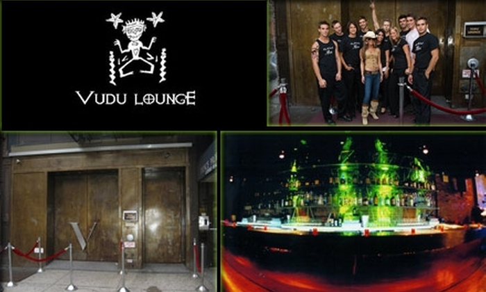 Vudu Lounge - Upper East Side: $25 for $50 Worth of Drinks and Free Cover at Vudu Lounge