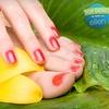 51% Off Manicure and Pedicure