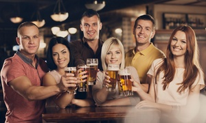 Morristown Craft Beer Pub Crawl: Admission for One, Two, or Four to The Morristown Craft Beer Pub Crawl (Up to 50% Off)