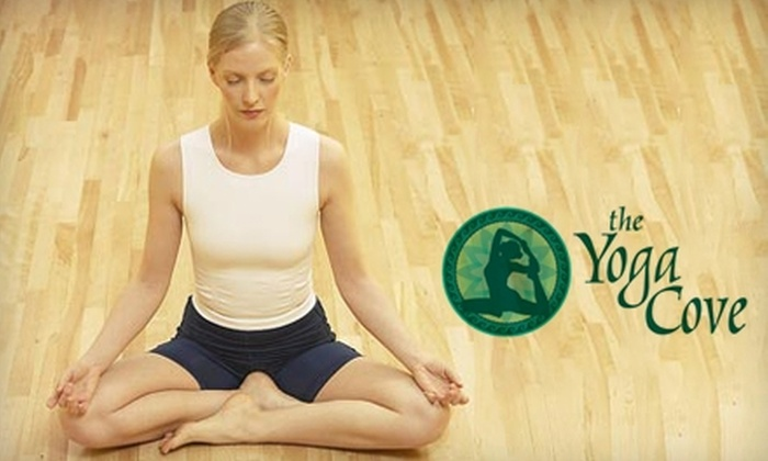 The Yoga Cove - Los Angeles: $40 for One Month of Unlimited Yoga Classes at The Yoga Cove in Monrovia ($125 Value)