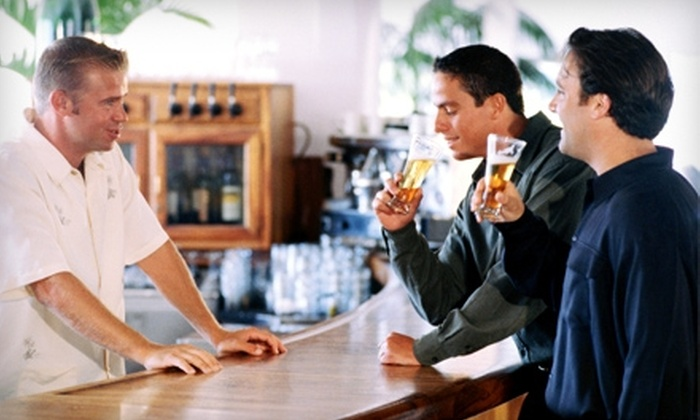 New England Bartending School - Multiple Locations: $139 for 20 Hours of Bartending School at New England Bartending School ($445 Value). Two Locations Available.