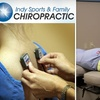 Indy Sports & Family Chiropractic - Carmel: $40 for Chiropractic, Neurological, and Orthopedic Exams Including X-rays, Adjustment, and 30-Minute Massage from Indy Sports & Family Chiropractic (Up to $290 Value)