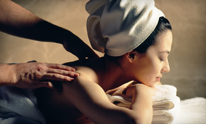 Boston Massage Studio - Back Bay: One or Three 60-Minute Deep-Tissue Massages at Boston Massage Studio (Up to 55% Off)