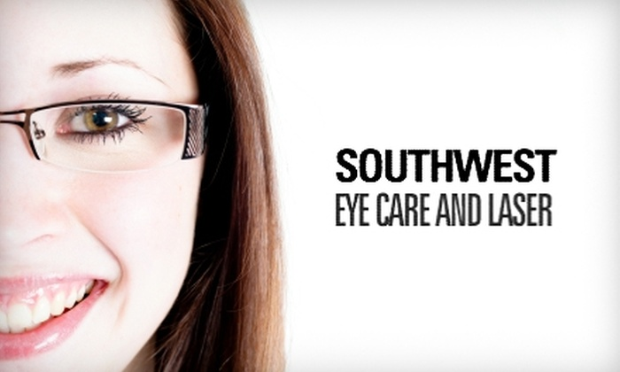 Southwest Eye Care and Laser - Bakersfield: $25 for $75 Worth of Prescription Glasses and Frames at Southwest Eye Care and Laser