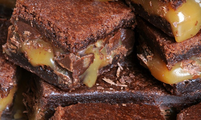 Laura's Brownies - Venice,Pico: $10 for $20 Worth of Chocolate Caramel Brownies at Laura's Brownies in Santa Monica
