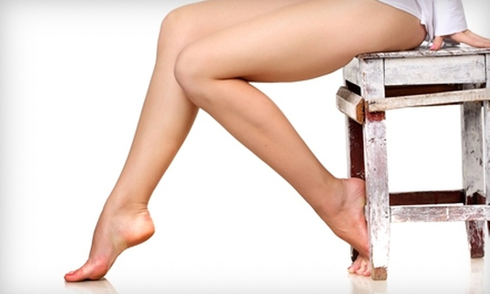 American Laser Centers - Downtown Amarillo: $99 for Three VelaShape Fat- and Cellulite-Reduction Treatments at American Laser Centers ($1,650 Value)