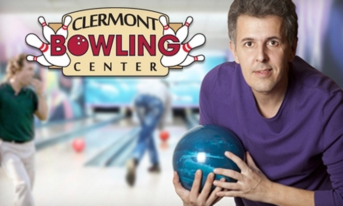 Clermont Bowling Center - Indian Hills: $6 for Three Games and a Shoe Rental at Clermont Bowling Center (Up to $14.50 Value)