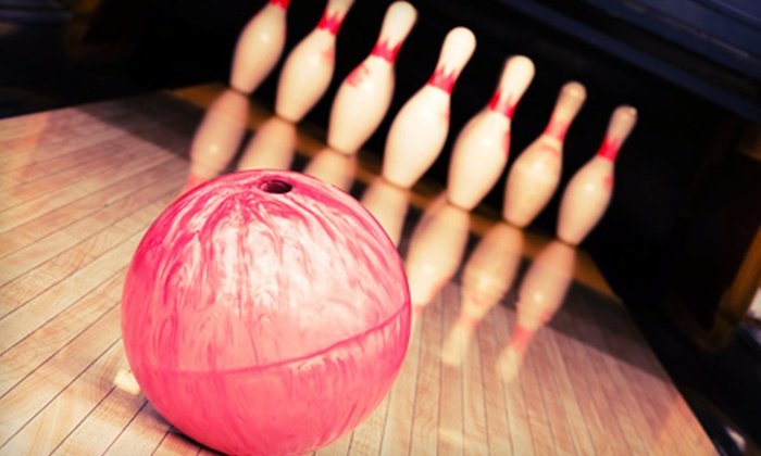 Sarasota Lanes - Downtown Partnership: $16 for One Hour of Bowling with Shoe Rental for Up to Four at Sarasota Lanes (Up to $32 Value)