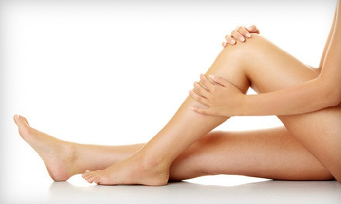 North Shore Medical Spa - Lake Success: $149 for Two Spider-Vein-Removal Treatments at North Shore Medical Spa in Lake Success ($600 Value)