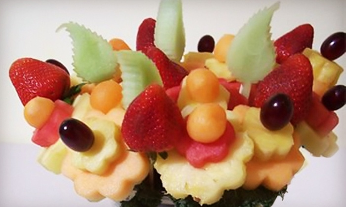 Palaite Pleasures - Multiple Locations: $30 for $60 Worth of Fruit Baskets from Palaite Pleasures