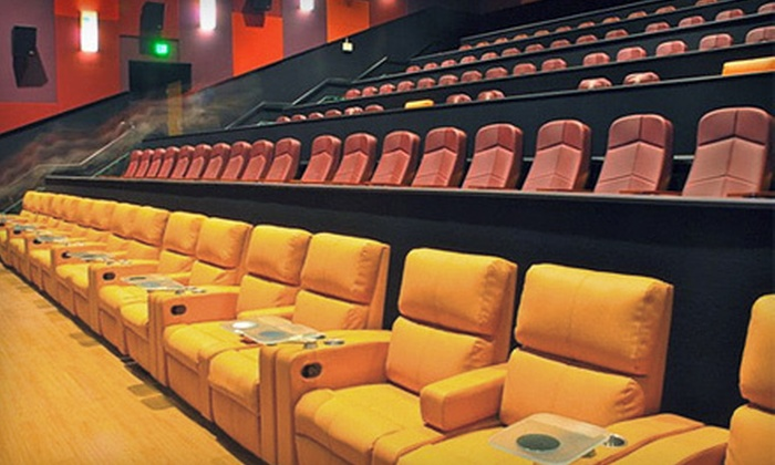 Cinetopia - Multiple Locations: $21 for Summer Blockbuster Movie and Drinks for Two at Cinetopia (Up to $53 Value)