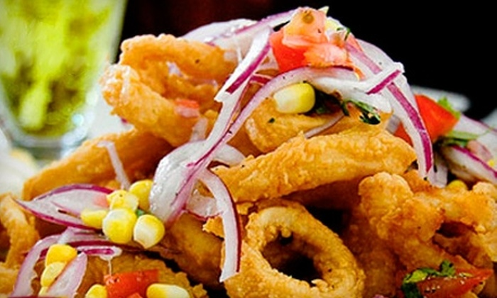 El Inti Peruvian Cuisine - Sandy: $10 for $20 Worth of South American Fare at El Inti Peruvian Cuisine in Sandy