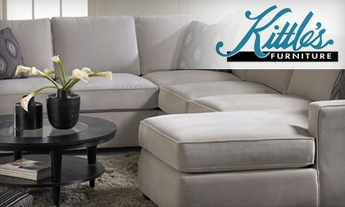 Kittle's Furniture - Multiple Locations: $35 for $100 Worth of Furniture, Bedding & More at Kittle's Furniture