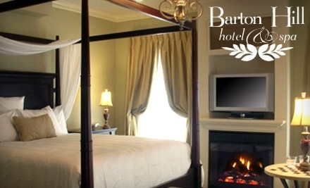 Barton Hill Hotel & Spa - Barton Hill Hotel & Spa in Lewiston