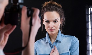 Stellar Photography Studios: 30- or 60-Minute In-Studio Photo Shoot for Up to Four with Prints at Stellar Photography Studios (60% Off)