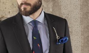Bencivenga: Two-Piece Made-To-Measure Zegna Fabric Italian Suit at Bencivenga, Liverpool Street