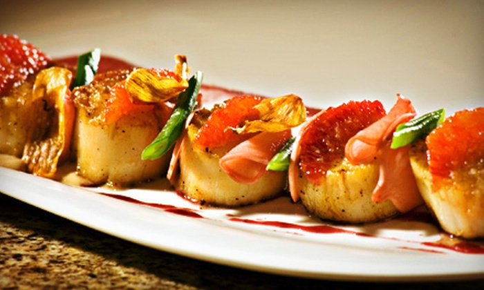 taste - Downtown: Contemporary American Cuisine at taste (Half Off). Two Options Available.