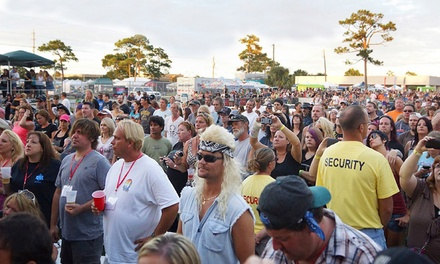 80's in the Park Festival at Wickham Pavilion on September 26–28 (Up to 51% Off)