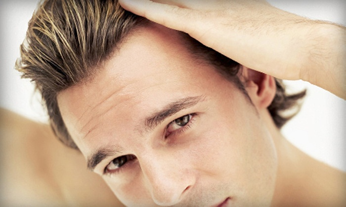 Apollo Image Enhancement Center - Bellaire: $199 for Six Weeks of Laser Hair-Restoration Treatments at Apollo Image Enhancement Center ($1,250 Value)